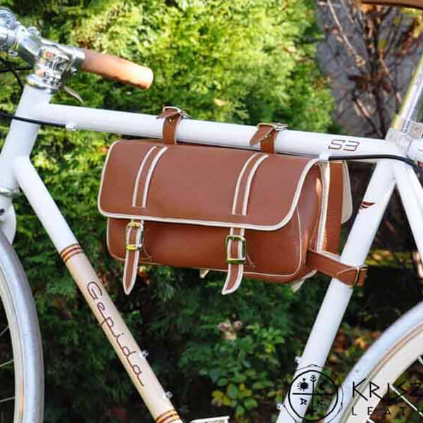 Kerékpáros táska, nyeregtáska